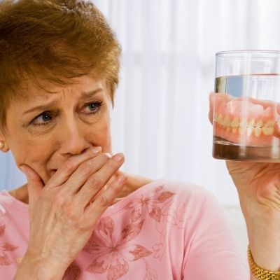 Oral Cancer - Dentures Stop Fitting - Wisconsin Dentist